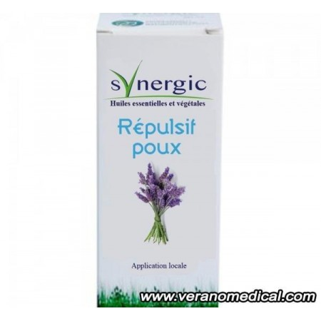 Repulsif poux - 10 ml