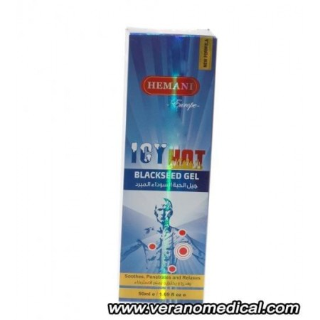 Gel massage Icy Hot 50ml