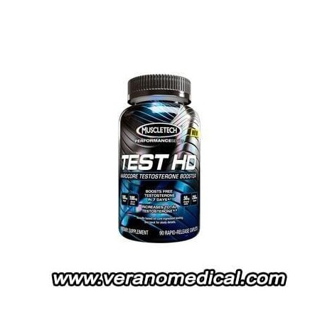 TEST HD (90 Caps) - Muscletech
