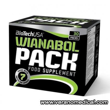 Wianabol Pack 30 Pack Biotech
