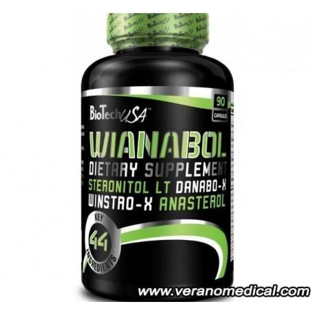 WIANABOL Biotech USA 90 Caps