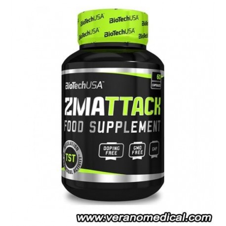 ZMATTACK Biotech USA 60caps