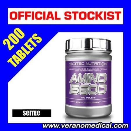 AMINO 5600 Scitec Nutrition (200 tablets )