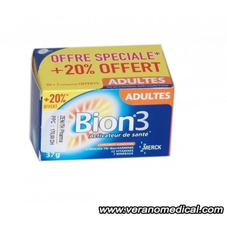 Bion3  ADULTE  37 COMP