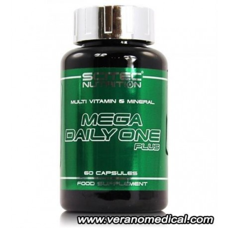 Mega Daily One Plus Scitec Nutrition 60 caps