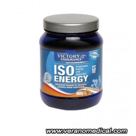 Joe Weider Iso Energy  - Boisson en poudre à diluer