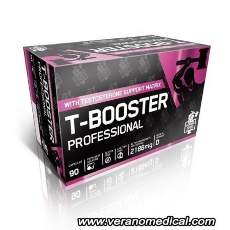 T-Booster Professional 90cps German Forge