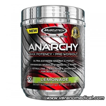 MUSCLETECH ANARCHY 207g
