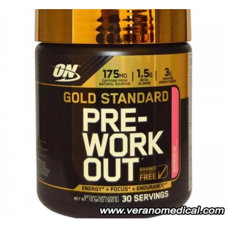 Pre-Workout (300gr) optimum nutrition