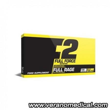 F2 Full Rage 144capsules