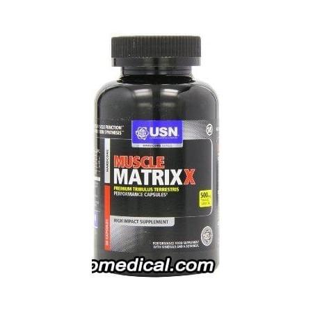 USN - Muscle Matrix - 60 Capsules