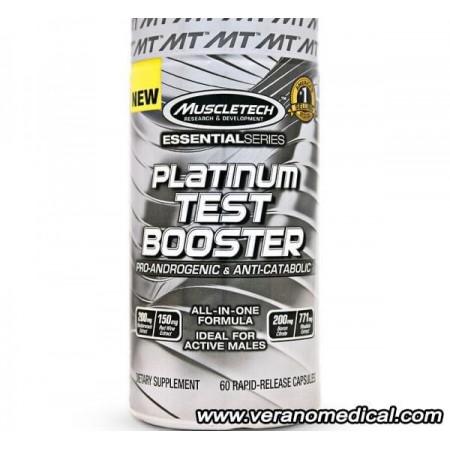 MuscleTech Platinum test Booster