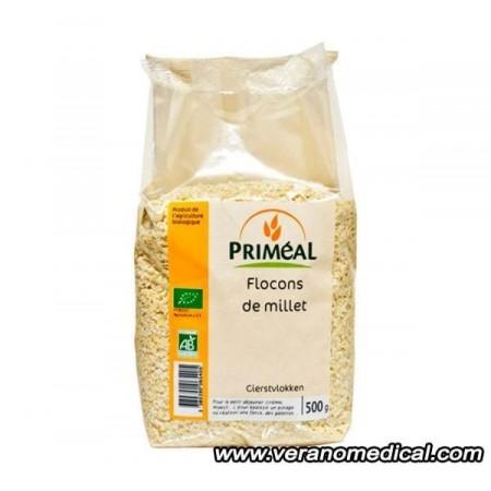 Flocons de millet - 500g - bio - Primeal