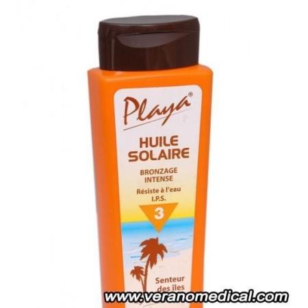 Huile bronzante Playa 200 ml