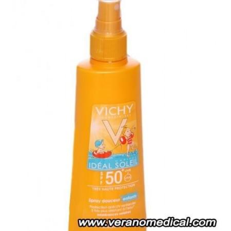 Vichy Capital Soleil FPS50+ Lait Solaire Enfant Tube de 300 ml