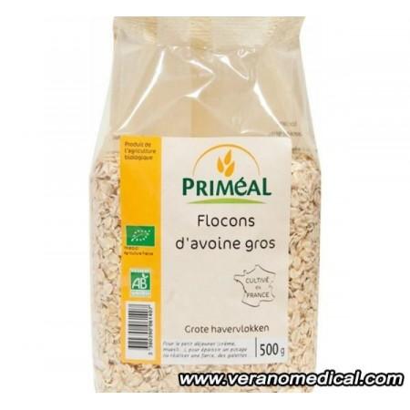 Flocons d'avoine gros Bio Priméal (500 g)