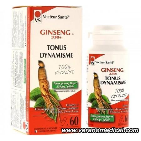 Ginseng 330+ - Vecteur Santé  60gélules