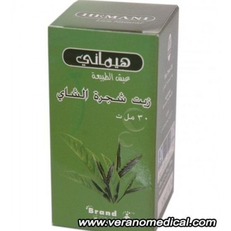 Huile d'arbre A  the - Hemani 30ml