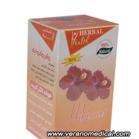 fleurs d'hibiscus 40 gr
