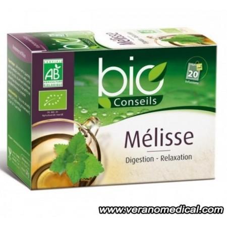 Infusion MTISANESlisse Bio - 20 sachets