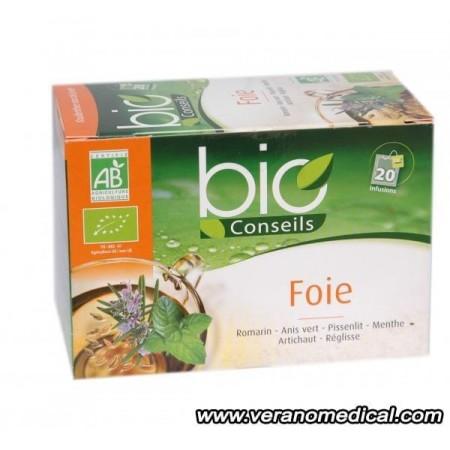 Bio conseils Foie Infusion 20 sachets
