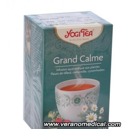 Grand calme - 17 sachets - yogi tea