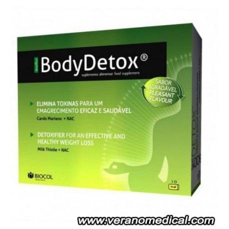Body Detox Chardon Marie / 10x15 Ml