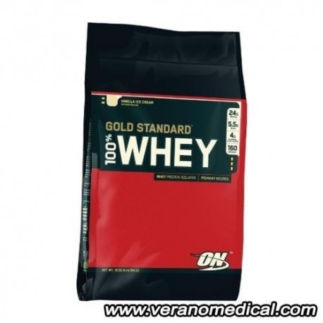 Gold Standard 100% Whey 4.5 kg