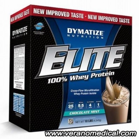 Elite Whey ISOLATE 4500g Dymatize USA