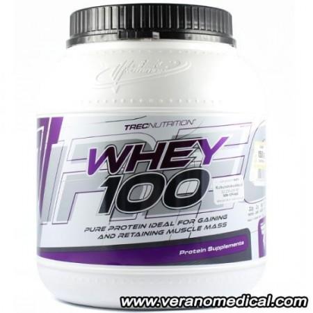 100% Whey Proteine 1,5Kg Trec Nutrition