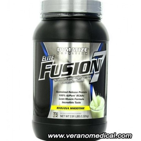 Elite Fusion 7 - 2 lb (907g) Banane