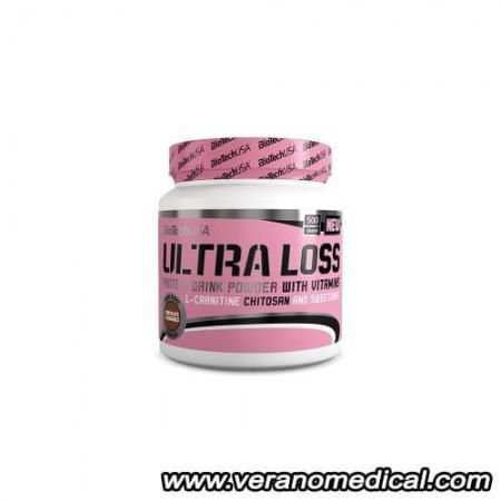 Ultra Loss Shake femme  500g BiotechUSA