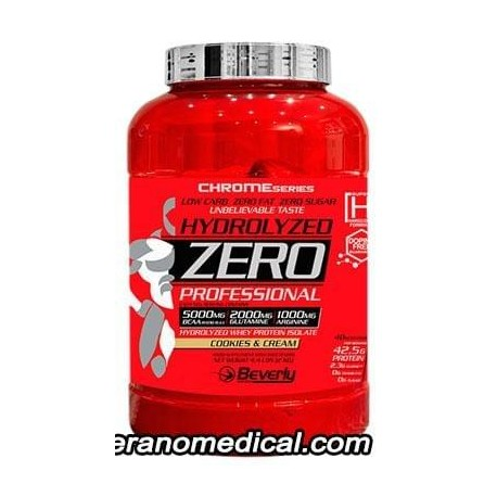Whey Hydrolyzed Zero Professional Beverly 2kg