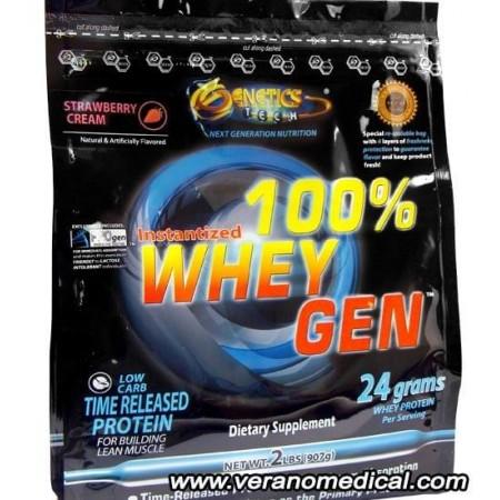 100% Whey Gen 2,268gr