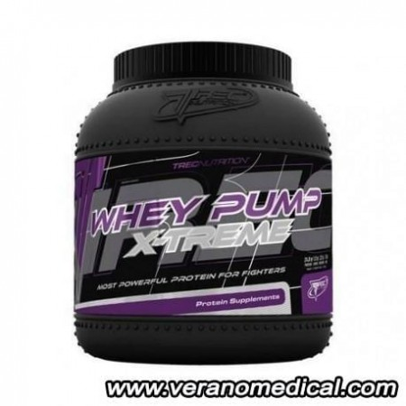 WHEY PUMP X-TREME TREC NUTRITION 1,8 kg