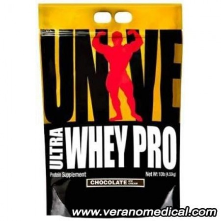 Ultra Whey Protein 10lb Chocolate 4,5kg