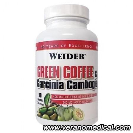 cafe vert + Garcinia Cambogia 90 caps