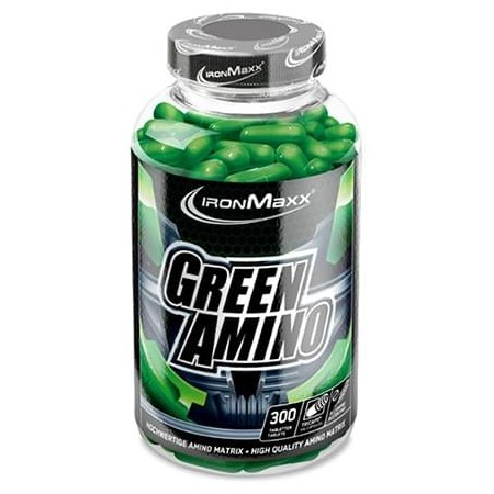 Green Amino 300 Caps