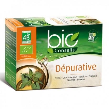 Infusion Dépurative Bio - 20 sachets