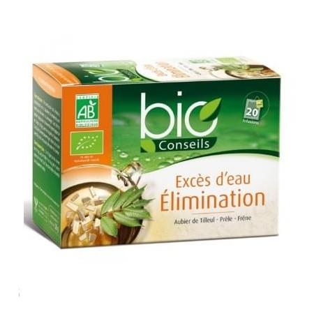 Infusion élimination Bio - 20 sachets