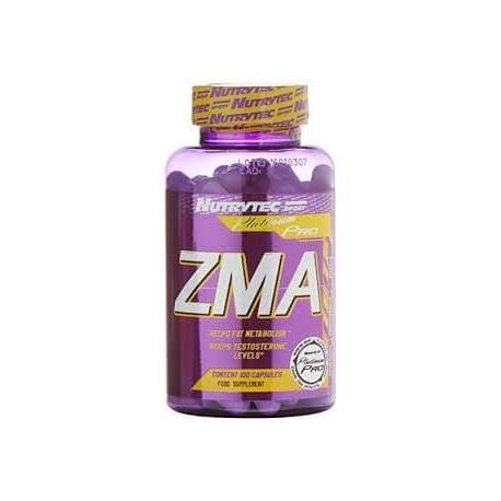 NUTRYTEC ZMA, 100 capsules