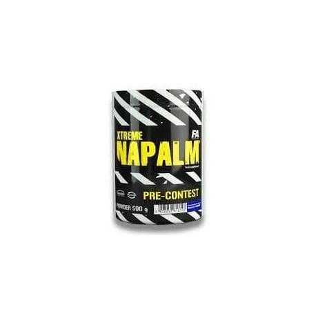 xtreme napalm pre-contest powder 500 g
