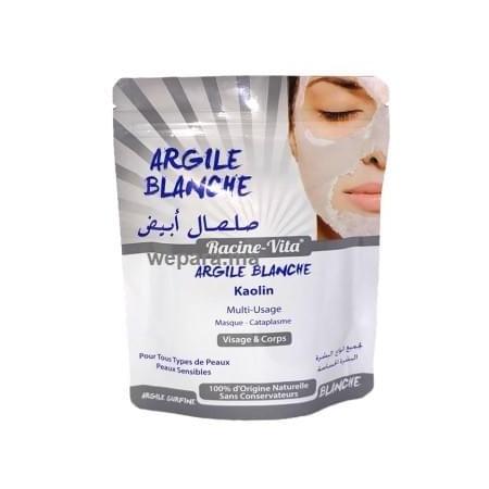 Racine vita argile blanche masque-cataplasme multi-usage 100g