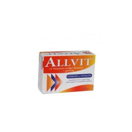 ALLVIT 20 gélules
