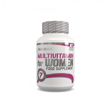 MULTIVITAMIN FOR WOMEN BioTech USA