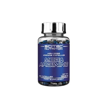 Mega Arginine 90 Caps -Scitec Nutrition