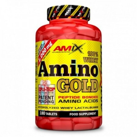 WHEY AMINO GOLD - 180 TABLETS