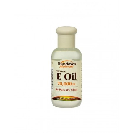 Sundown Naturals Vitamin E Oil 2.50