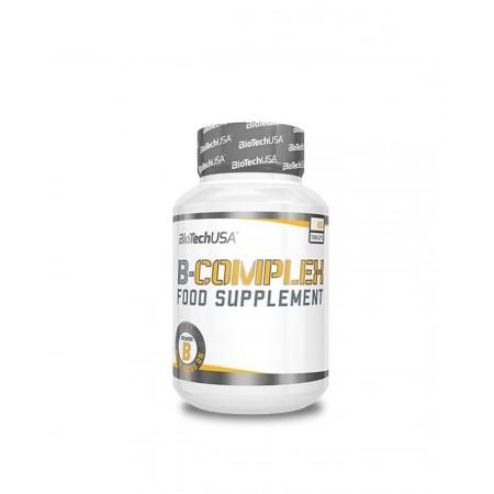 Biotech USA Vitamin B Complex 60 tabs