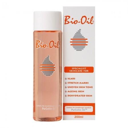 Bi-Oil soin spécialisé pour la peau anti-vergetures 200ml